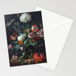 Botanical still life Stationery Cards