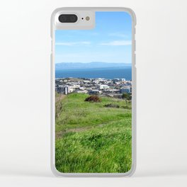 South San Francisco 1430 Clear iPhone Case