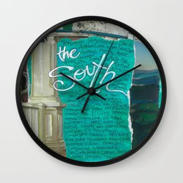 South Wall Clock