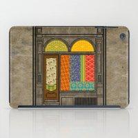 mandie manzano iPad Cases featuring Shop windows by Megs stuff...
