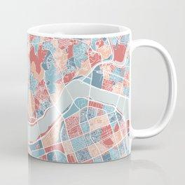Seoul map Coffee Mug