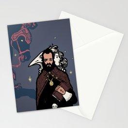 Black Magic #1 Stationery Cards