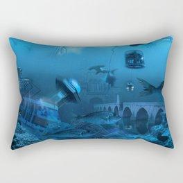 Submarine Rectangular Pillow