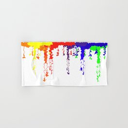 Rainbow Blood Hand & Bath Towel