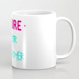 Future Meteor Astronomer Fun Space Quote Coffee Mug