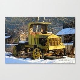1912 Chevrolet Utility truck Canvas Print