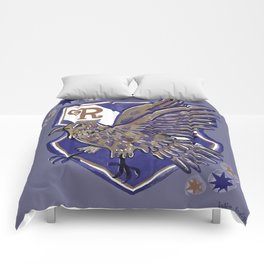 Ravenclaw House Crest Comforters