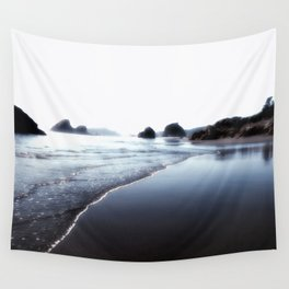This is why at Moonstone Beach Trinidad California Wall Tapestry