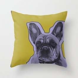 The Big Little Guy Throw Pillow