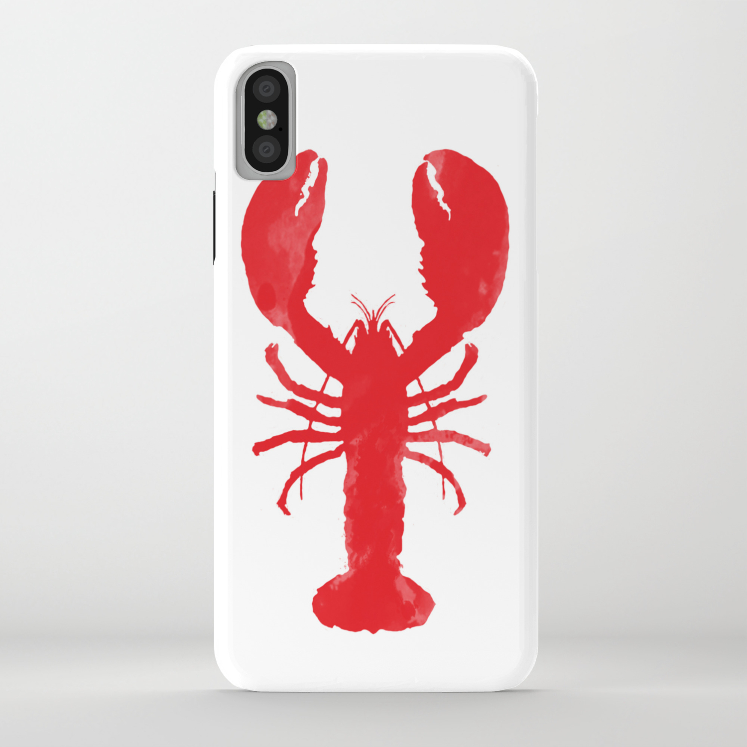 iphone xs case lobster