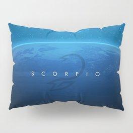 Scorpio: Astrological Art Pillow Sham