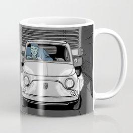 Road Rage Coffee Mug