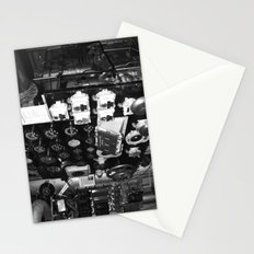 engine room Stationery Cards