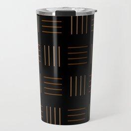 Decadent Dark Chocolate Slivers Travel Mug