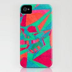 skull iPhone (4, 4s) Slim Case
