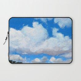 Cloudy Sky Laptop Sleeve