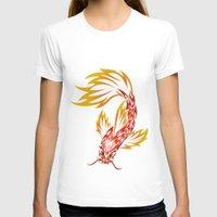 koi fish T-shirts featuring Koi Fish by Dani Rose