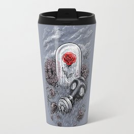 The Last Flower On Earth Travel Mug