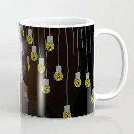Glowing Eyes Coffee Mug
