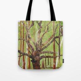 Ancient Oak Tote Bag