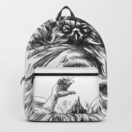 Dance Macabre Backpack