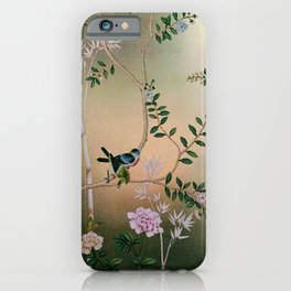 Chinoiserie Style iPhone Case