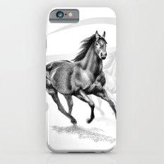 Master Hand (USA) Thoroughbred Stallion iPhone 6s Slim Case