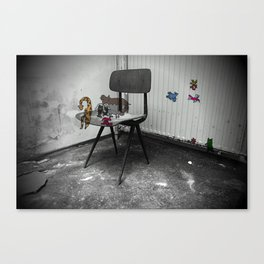 Job 36 v 26  Canvas Print
