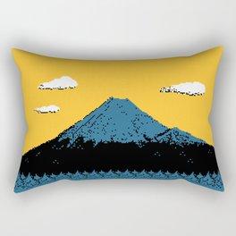 MT. FUJI Rectangular Pillow