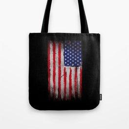 Vintage America Tote Bag