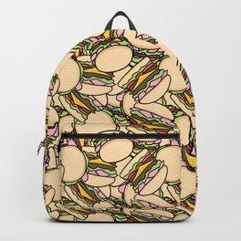 Burgers! Backpack