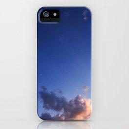 Splash of Heaven iPhone Case