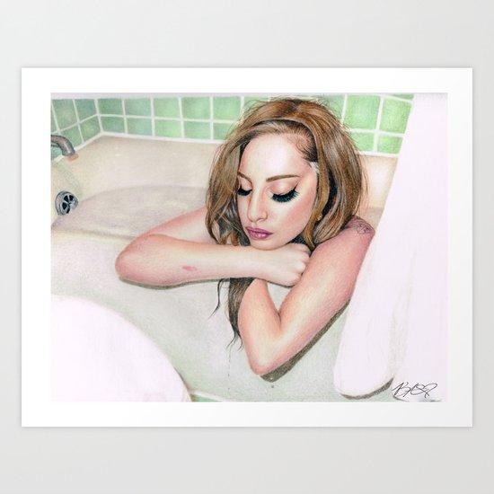 Private in Public Art Print