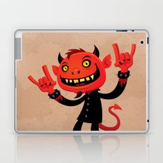 Heavy Metal Devil Laptop & iPad Skin