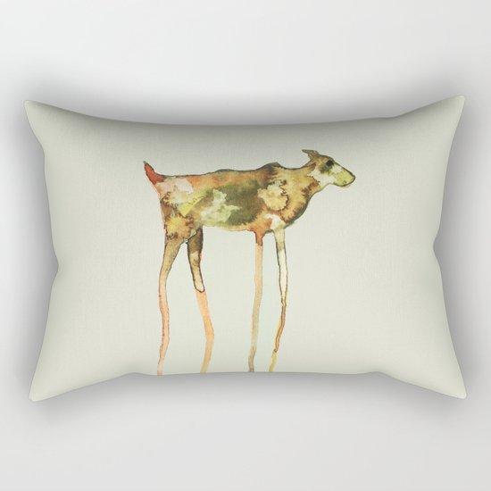 sighthound Rectangular Pillow