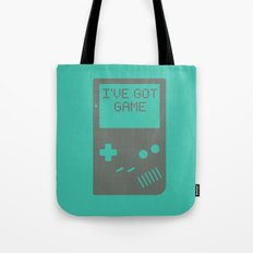 I've got Game, Boy. Tote Bag