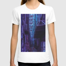 Tokyo Nights / Shadow of The Day / Liam Wong T-shirt