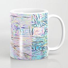 Light Cities of the New World Coffee Mug