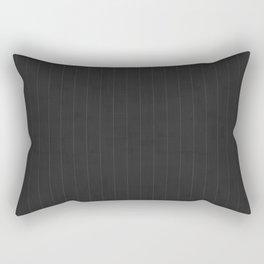 Art Deco Pin Stripe Rectangular Pillow