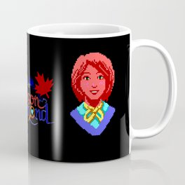 Meet Nancy Maple - The Crimson Diamond Coffee Mug