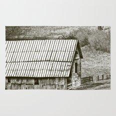 Weathered Barn Rug