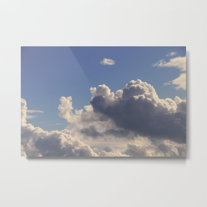 Clouds of Heaven Metal Print