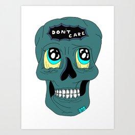 BrainDead Art Print