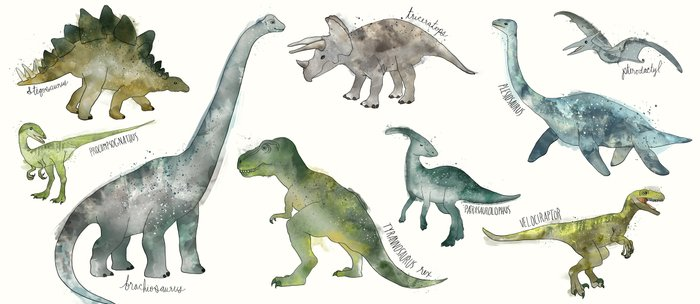 Dinosaurs Kaffeebecher