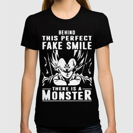 Dragon ball-Vegeta T-shirt