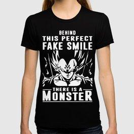Dragon ball-Vegeta T-shirt