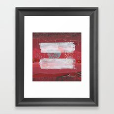 Forward Thinking People Framed Art Print