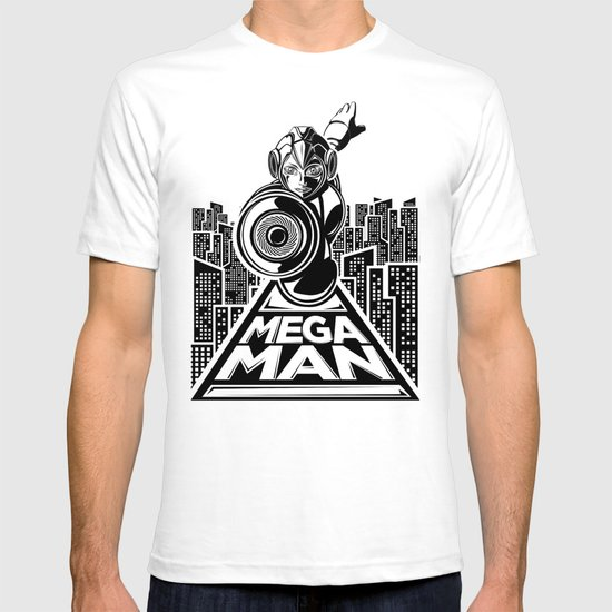 Megaman. In the year 20xx T-shirt