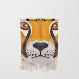 Cheetah Wall Hanging