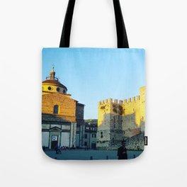 The Square - Prato Tote Bag